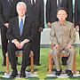 2009年8月美国前总统克林顿突访朝鲜