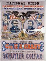 1868年 尤利西斯-格兰特