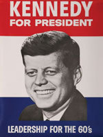 1960年 约翰-肯尼迪