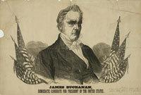 1856年 詹姆斯-布坎南