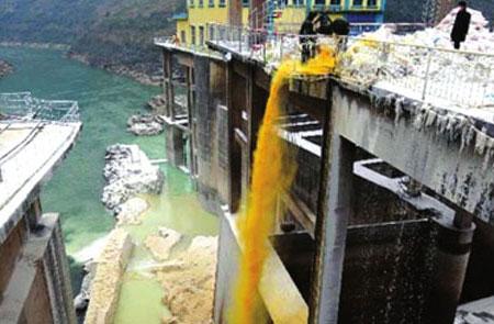 广西龙江河镉污染