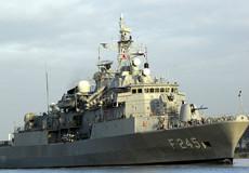 土耳其Barbaros级巡防舰