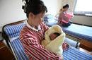 中国记者实拍朝鲜平壤妇产医院内部