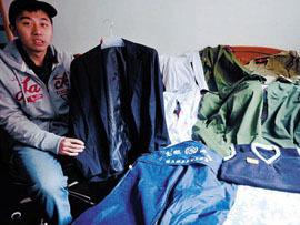 中学发六套校服:校长称为让学生消除差别感