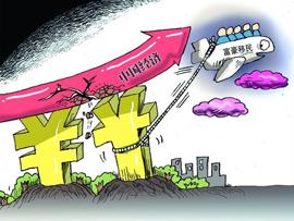 部分华人富豪为避税欲弃美国籍:后悔当初移民