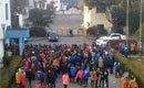 上海日资企业千名员工罢工围堵高管