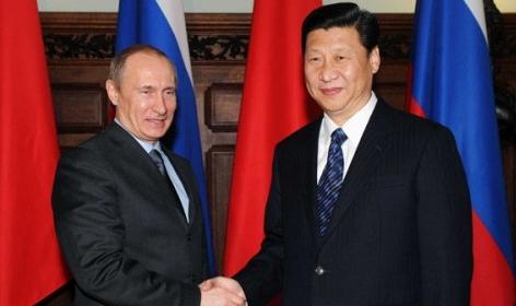 中俄关系始终是中国外交优先方向