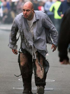 目击者:斯图尔特-辛格尔,英国马拉松运动员