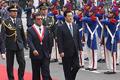 2008年 胡锦涛访拉美三国
