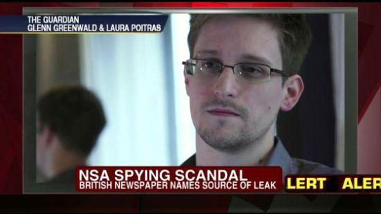 爱德华・斯诺登(Edward Snowden),一位29岁的美国前CIA(中央情报局)技术助理