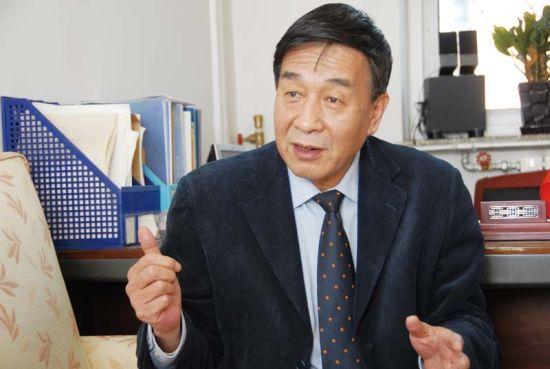 北京市人大代表、垃圾问题专家王维平