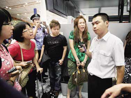 学会做一个理性的乘客,学会做一个合格的公民