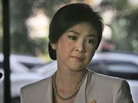 泰国军方传唤前看守总理英拉参加会议
