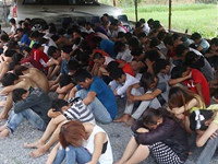 越南审判河静骚乱首批嫌犯 2人获刑
