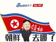 图解新闻:朝鲜领袖去哪了?