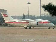 首都机场安-148非金正恩专机