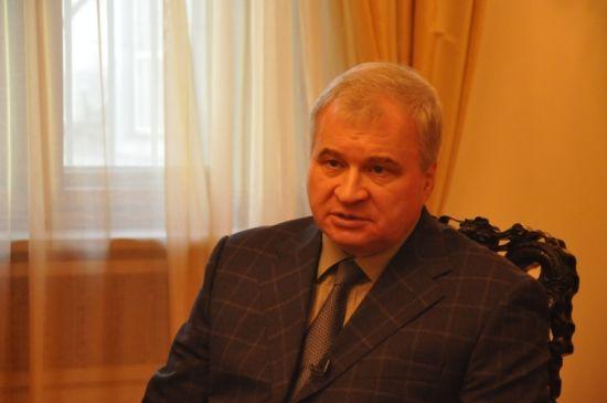 俄罗斯驻华大使 安德烈・杰尼索夫