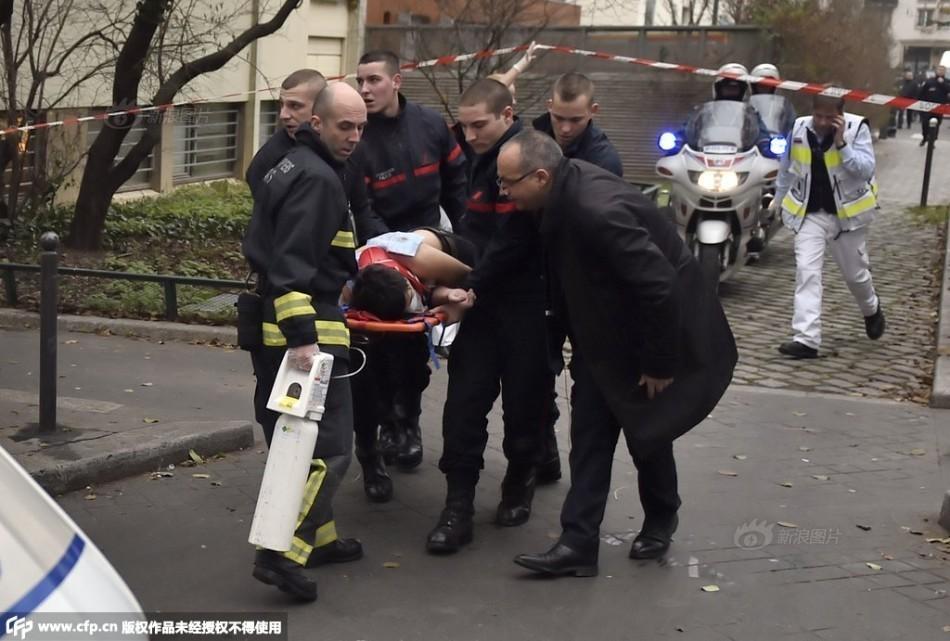 独家全景还原:巴黎杂志社遭武装袭击时间线