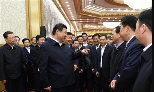 1月12日,习近平开了又一场座谈会――这次,与会的不是党外人士,不是文艺工作者,而是中央党校第一期县委书记研修班的学员。