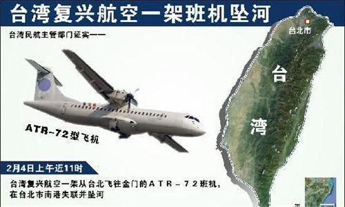 这是复兴航空成立64年来第6次机毁人亡事故