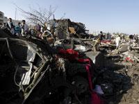 沙特调集15万军人百架战机打击也门反政府武装
