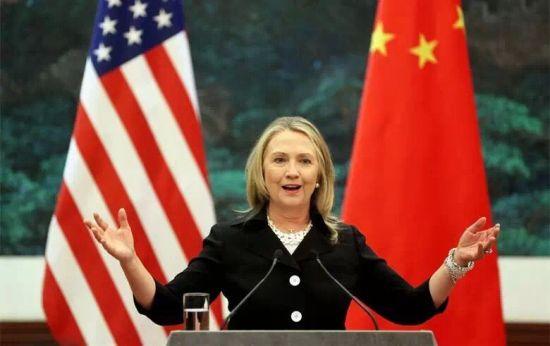 坎贝尔认为中国不会适应世界,而是试图改变整个世界使之适应中国
