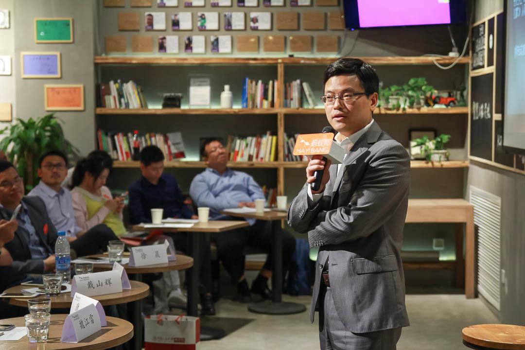 大可乐手机副总裁康庄:不要做等风来的猪