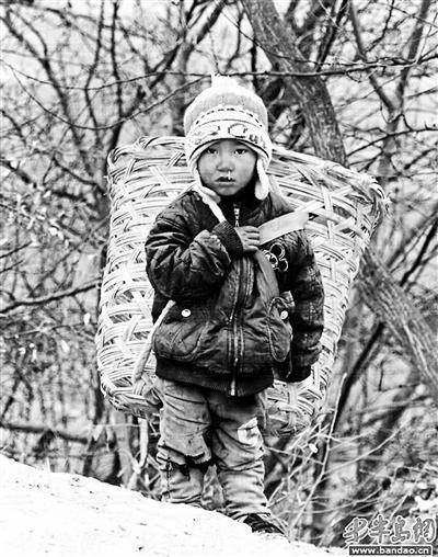 大凉山的孩子