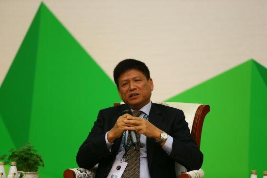 苏志刚 长隆集团有限公司董事长