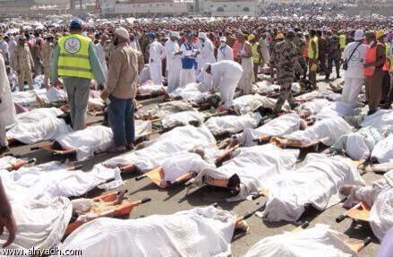 沙特麦加发生朝觐者踩踏事故