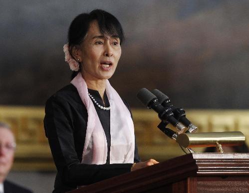 缅甸执政党承认败选 民盟有望获得70%选票