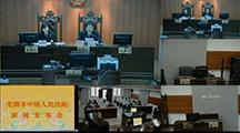 芜湖市法院2015-2016年度知识产权审判情况新闻发布会