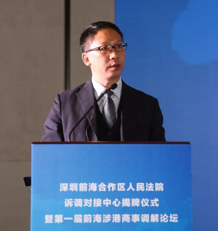 香港特别行政区律政司司长袁国强