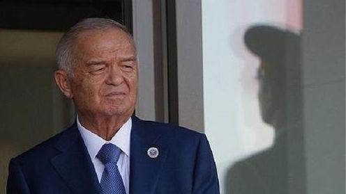 乌总统卡里莫夫在家乡安葬 17国代表团前往吊唁