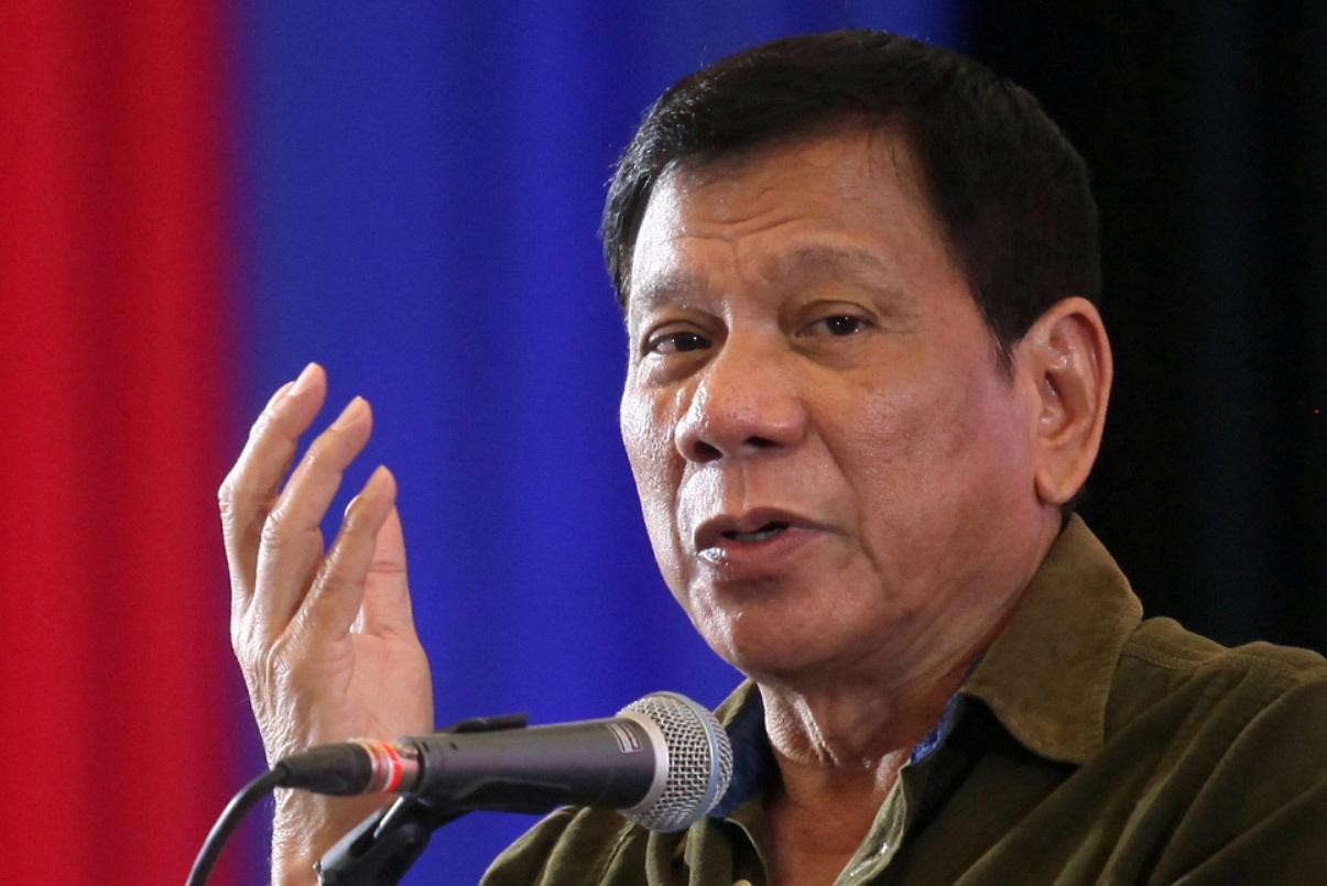 菲律宾总统:除了中国没兴趣和他国谈南海问题