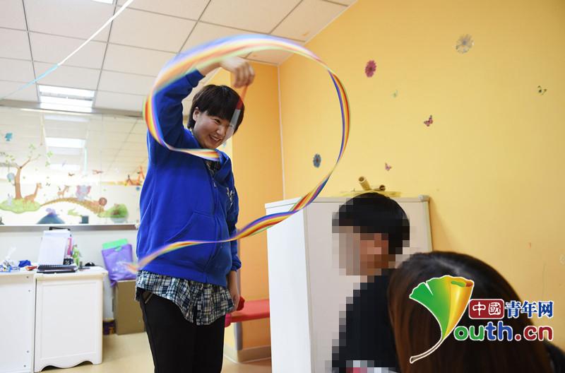 刘美:为自闭症群体造服务体系