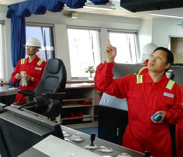 """盖凤喜:中国""""深水旗舰""""的""""定海神针"""""""