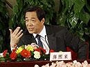 薄熙来:商务部长不是算命先生