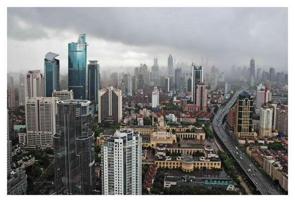 图文-中国奥运城市之旅之上海 雨中上海似朦胧似清晰(7月8日   :36)