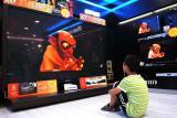 图文:103英寸电视售价78万元