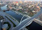 奥运城市天津