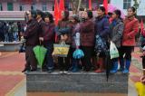图文:广州增城派潭镇举办番薯节