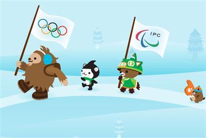 温哥华冬奥会吉祥物揭晓 华裔移民参与设计