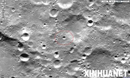 欧阳自远澄清嫦娥首幅月球图像抄袭美国传言
