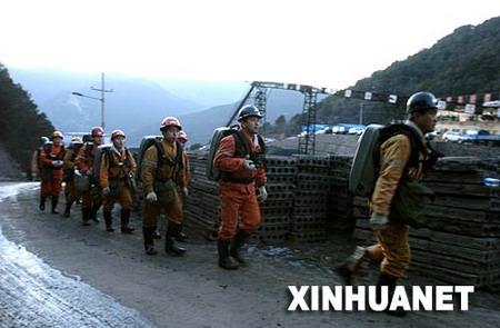 警方控制山西洪洞矿难33名责任人