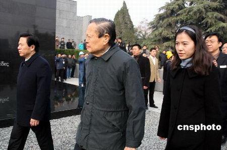 杨振宁:南京大屠杀时与全家在合肥避难(图)