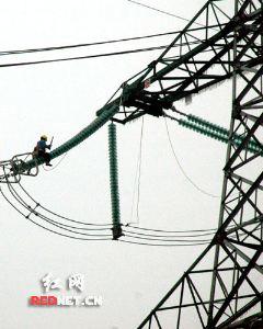 湖南3名电力职工除冰时殉职有望追认为烈士