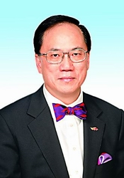 Donald Tsang, current chief executive