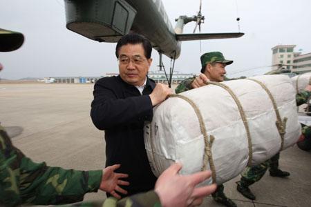联合国官员称中国抗灾经验值得世界学习
