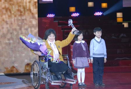 2007感动中国年度人物揭晓颁奖典礼今晚播出